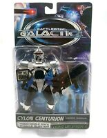 BATTLESTAR GALACTICA ACTION FIGURE: Cylon Centurion (Trendmasters 1996) SEALED