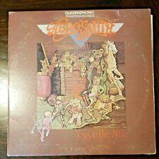 1975 Aerosmith Toys In The Attic Vinyl LP Record