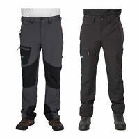 Trespass Passcode Mens Mosquito Repellent Walking Trousers Hiking Pants