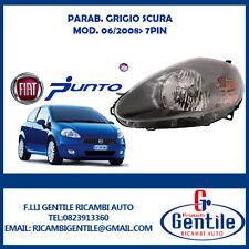 Fiat GRANDE PUNTO FARO H4 GRIS OSCURO DE 08 7 PERNO IZQUIERDO