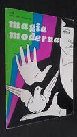 Magia Moderna Anno Xxx Giugno 1981 Demuestra ABE