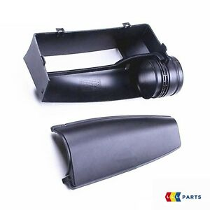 GENUINE VW CC EOS 09-16 GOLF 07-14 AIR INTAKE DUCT WITH LID DIESEL PETROL SET