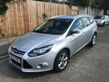 2014 FORD FOCUS 1.6 TDCI ECONETIC ZETEC DRIVE AWAY NOT DAMAGED SALVAGE REPAIRED
