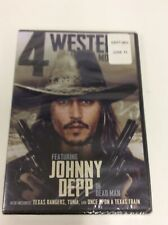 Dead Man/Texas Rangers/Yuma/Once Upon a Texas Train (DVD, 2013)