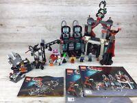 Lego Movie Bundle ~ Set 70809/70801 ~ Lord Evil Business Lair/Melting Room ~ (3)