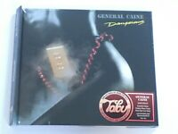 GENERAL CAINE - Dangerous -  Funk CD Album, Tabu Records, Expanded Edition. NEW.