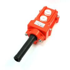 Up Down Rainproof Hoist Pendant Control Station Pushbutton Switch COB-61