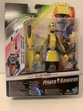 Power Rangers Beast Morphers Yellow Ramger Morph X Key New