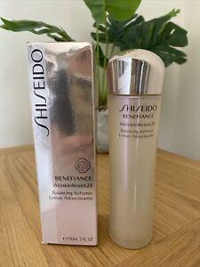 Shiseido Benefiance Wrinkle Resist 24 Balancing Softener 150ml New Anti Aging