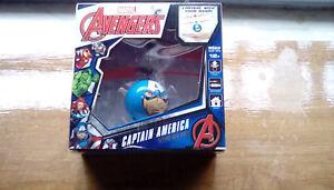 Flying UFO Ball Captain America by Marvel Avengers