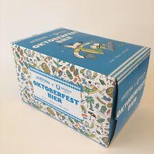 Steven Harrington Oktoberfest 2020 Golden Road Spaten Empty 6 Pack Beer Can Box