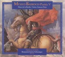 Mexico Barroco-Puebla-Vol. 5-M, New Music