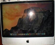 IMac 160 GB Hard Drive Capacity Apple Desktops & All-In-Ones