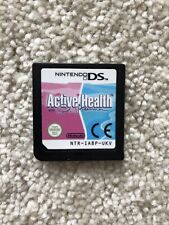 Active Health with Carol Vorderman for Nintendo DS *Cart Only*
