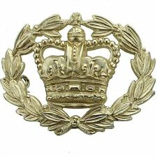 Staybright Warrant Officer 2nd Class Staybrite Anodised Cap Badge - LZ88