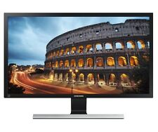"SAMSUNG U28E590D 28"" UHD 4K 2160P PLS ULTRA HD LED LCD MONITOR HDMI DISPLAYPORT"