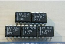 5 pcs LT1054CN8 LT1054 DIP-8 Switched-Capacitor Voltage Converter with Regulator