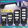 80/160/240/320LED LAMPIONE STRADALE PANNELLO SOLARE TELECOMANDO CREPUSCOLARE