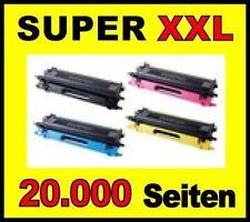 4 Toner für HP Color Laserjet CP2025N CP2025DN CM2320 / CC530A CC531A CC532A-33A