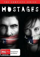 HOSTAGES The Complete Series SEASON 1 : NEW DVD