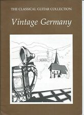 "The Classical Guitar Collection ""Vintage Germany"""