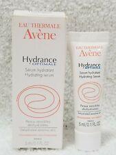 Avene Paris Eau Thermale HYDRATING SERUM Dehydrated Sensitive Skin .1 oz/5mL New