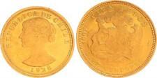 Chile 100 Pesos Gold 1926 alter Jahrgang vorzüglich (45267)