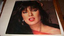 "Karen Kamon ""Heart of You"" LP 1984 Near Mint Vinyl Produced by Phil Ramone"