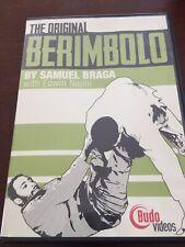 The Original Berimbolo Dvd by Samuel Braga Bjj Mma New Gracie Jiu Jitsu Ufc Mma