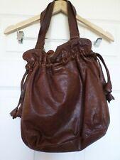Lucky Brand super soft lamb leather shoulder bag
