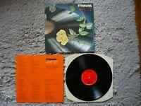Strawbs Deep Cuts Vinyl UK 1976 Oyster / Polydor  A1/B4 Matrix LP & Insert
