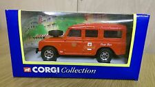 Corgi 57902 diecast Land Rover Royal Mail Post Bus With Working Features