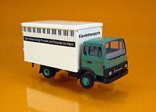 "Brekina 34707 Magirus-Deutz MK Koffer-LKW "" Klaviertransporte """