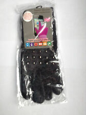 LADIES FASHION TEXTING TOUCH SCREEN GLOVES FOR  SMART PHONE, IPAD* GRAY