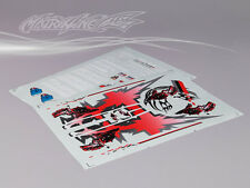 1/10 Nissan S15 RC Car Decal Sticker Sheet