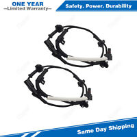 2PCS Front ABS Wheel Speed Sensor For 2001-2009 Ford Ranger Mazda B4000 4WD