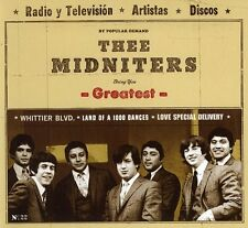 Thee Midniters, The Midniters - Greatest [New CD]