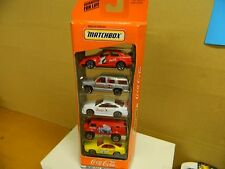 Vintage Matchbox COCA - COLA Series 5 PACK Mint in Good Box Nice Set VHTF *