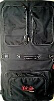 Plaza Hotel (Las Vegas)-Dress Suit Foldable Luggage Garment Bag-Hanging-Black