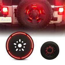 Spare Tire Rear Brake Light LED 3rd Third Wheel Light For Jeep Wrangler JK TJ