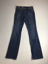 TOMMY HILFIGER 'Paris Bootcut' W28 L34 - Navy Wash - Great Condition
