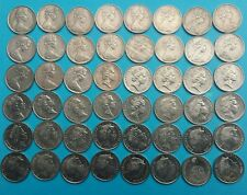 1966-2016 10 cent coin set collection including 1985, 2011, BOTH 2016 COINS.