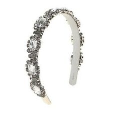 J.CREW GRAND STONE JEWELED HEADBAND METALLIC SOLD OUT New for Prom/Wedding