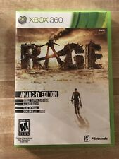 Rage - Anarchy Edition (Xbox 360) EXCELLENT CONDITION