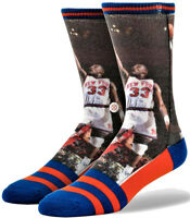 Calze Uomo Nba Legends Collection Patrick Ewing Multicolore Stance Socks Men ...
