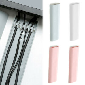 Cable Concealer On-Wall Cord Raceway Channel to Hide Cover Wire Kit Management