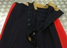 Genuine Vintage British Military No1 Red Stripe Calvary Dress Trousers Faulty