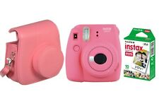 Fotocamera Istantanea FujiFilm Fuji Instax Mini 9 (+Custodia +Pellicola) PK