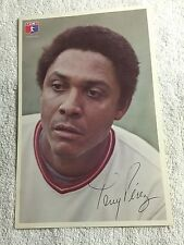 1976 CINCINNATI REDS - THE BIG RED MACHINE - BASEBALL 6x9 PICTURE  Tony Perez