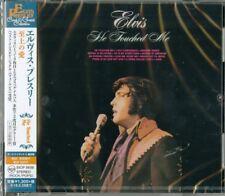 ELVIS PRESLEY-HE TOUCHED ME-JAPAN CD BONUS TRACK C41